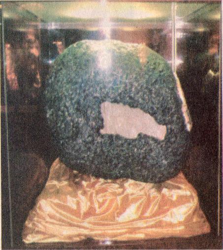 美洲國家組織舉辦義雲高大師(H.H.第三世多杰羌佛)韻雕作品展-華盛頓新聞-7