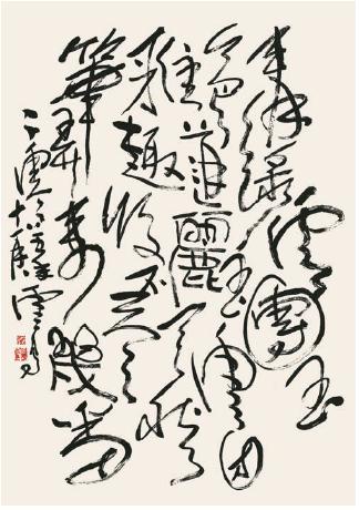 第三世多杰羌佛書法欣賞-45