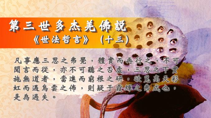 第三世多杰羌佛說《世法哲言》(十三).jpg
