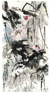 Admiration for the Chinese Paintings-2