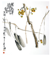 Admiration for the Chinese Paintings-6