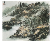 Admiration for the Chinese Paintings-8