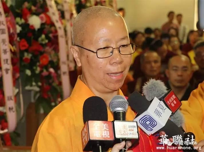 佛教成就圣德-佛教界为赵玉胜居士举办盛大告别法会-4