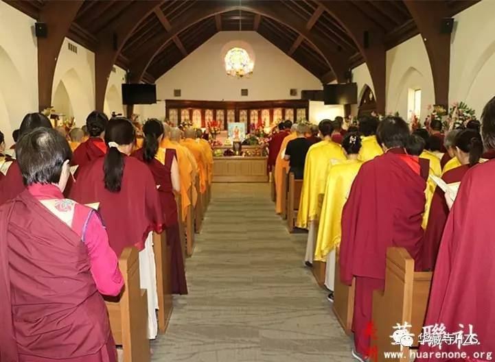 佛教成就圣德-佛教界为赵玉胜居士举办盛大告别法会-7