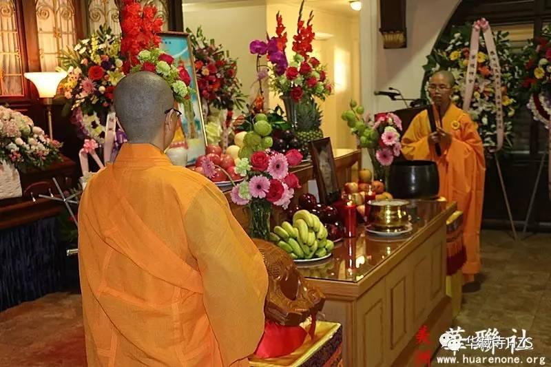 佛教成就圣德-佛教界为赵玉胜居士举办盛大告别法会-8