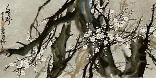 特級國際藝術大師義雲高(第三世多杰羌佛)中國畫–冬粉-1