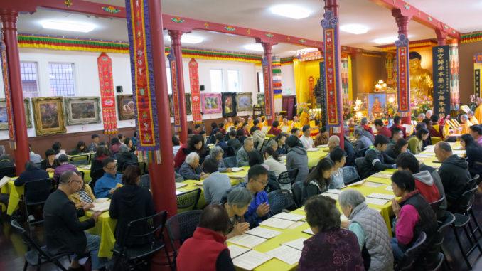 美國舊金山華藏寺 2017年地藏王菩薩聖誕法會-6