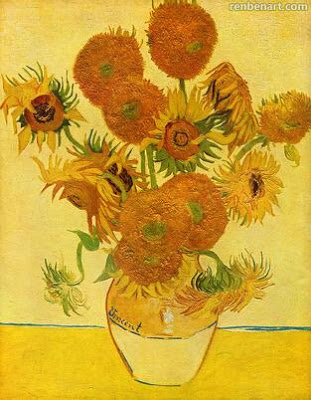 Sunflowers by Van Gogh (1)